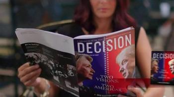 Decision Magazine TV Spot, '2016 Presidential Election Guide' - Thumbnail 3