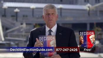 Decision Magazine TV Spot, '2016 Presidential Election Guide' - Thumbnail 5