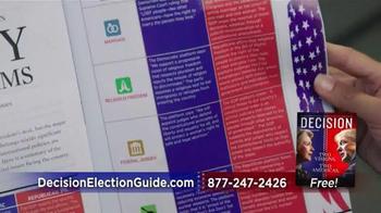 Decision Magazine TV Spot, '2016 Presidential Election Guide' - Thumbnail 6
