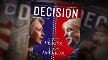 Decision Magazine TV Spot, '2016 Presidential Election Guide'