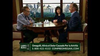 Omega XL TV Spot, 'Reduce la inflamación' [Spanish]