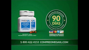 Omega XL TV Spot, 'Reduce la inflamación' [Spanish] - Thumbnail 9