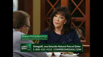 Omega XL TV Spot, 'Reduce la inflamación' [Spanish] - Thumbnail 4
