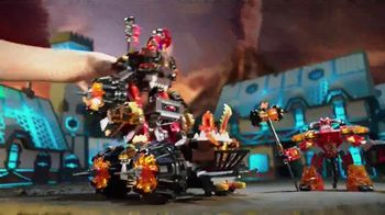 LEGO Nexo Knights TV Spot, 'Battle: Complete Your Mission'