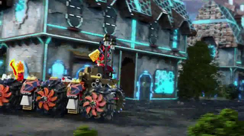 LEGO Nexo Knights TV Spot, 'Battle: Complete Your Mission' - Thumbnail 2
