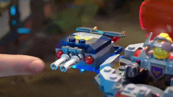 LEGO Nexo Knights TV Spot, 'Battle: Complete Your Mission' - Thumbnail 5