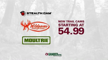 Gander Mountain TV Spot, 'Trail Cams and Blinds' - Thumbnail 7
