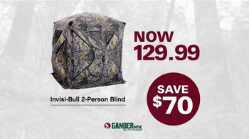 Gander Mountain TV Spot, 'Trail Cams and Blinds' - Thumbnail 8