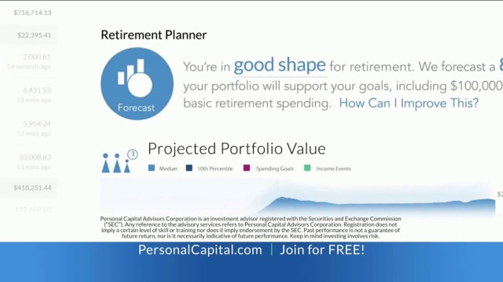 Personal Capital TV Commercial, 'Personal News'