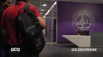 Grand Canyon University TV Spot, 'Evening Classes' Featuring Dan Majerle - Thumbnail 4