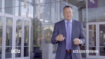 Grand Canyon University TV Spot, 'Evening Classes' Featuring Dan Majerle