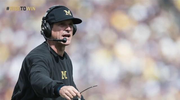 RISE to Win TV Spot, 'Bond' Featuring Jim Harbaugh