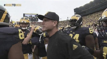 RISE to Win TV Spot, 'Bond' Featuring Jim Harbaugh - Thumbnail 5