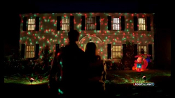 Points of Light LED Lightshow TV Spot, 'Spread Holiday Cheer' - Thumbnail 10