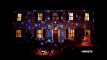 Points of Light LED Lightshow TV Spot, 'Spread Holiday Cheer' - Thumbnail 3