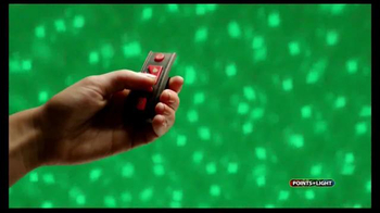 Points of Light LED Lightshow TV Spot, 'Spread Holiday Cheer' - Thumbnail 4