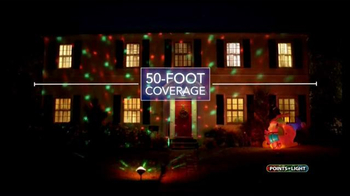 Points of Light LED Lightshow TV Spot, 'Spread Holiday Cheer' - Thumbnail 6