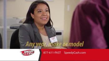 Speedy Cash TV Spot, 'Keep Your Keys and Your Car' - Thumbnail 3