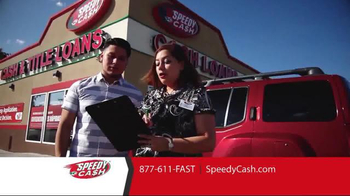 Speedy Cash TV Spot, 'Keep Your Keys and Your Car' - Thumbnail 4