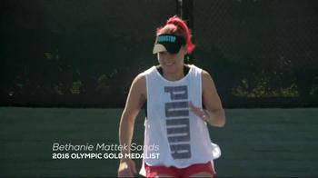 Tennis Warehouse TV Spot, 'Style and Variety' Feat. Bethanie Mattek-Sands - Thumbnail 1
