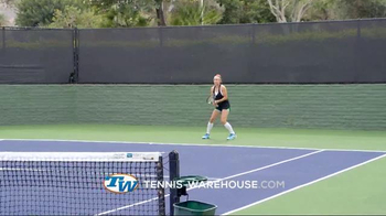 Tennis Warehouse TV Spot, 'Style and Variety' Feat. Bethanie Mattek-Sands - Thumbnail 3