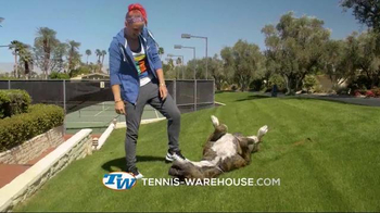 Tennis Warehouse TV Spot, 'Style and Variety' Feat. Bethanie Mattek-Sands - Thumbnail 4