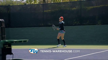 Tennis Warehouse TV Spot, 'Style and Variety' Feat. Bethanie Mattek-Sands - Thumbnail 7