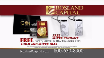 Rosland Capital TV Spot, 'Silver: A Smart & Easy Way to Protect Your Money' - Thumbnail 5