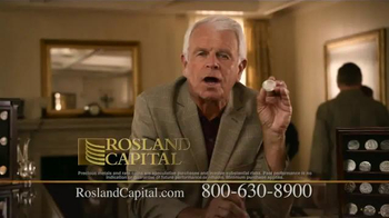 Rosland Capital TV Spot, 'Silver: A Smart & Easy Way to Protect Your Money' - Thumbnail 1