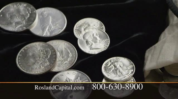 Rosland Capital TV Spot, 'Silver: A Smart & Easy Way to Protect Your Money' - Thumbnail 2
