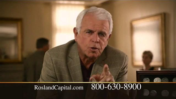 Rosland Capital TV Spot, 'Silver: A Smart & Easy Way to Protect Your Money' - Thumbnail 3