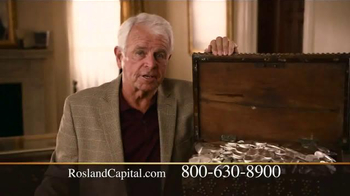 Rosland Capital TV Spot, 'Silver: A Smart & Easy Way to Protect Your Money' - Thumbnail 4