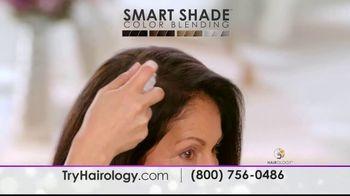 Hairology Hair Thickening Fibers TV Spot, 'Thinning Hair: Massage Brush' - Thumbnail 6