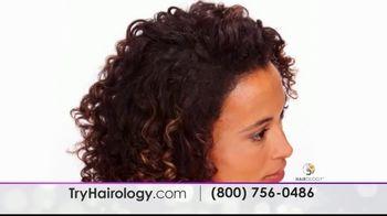 Hairology Hair Thickening Fibers TV Spot, 'Thinning Hair: Massage Brush' - Thumbnail 7