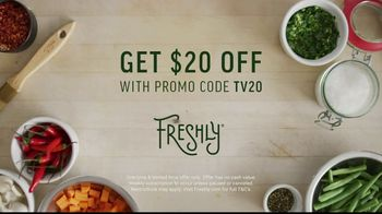 Freshly TV Spot, 'Done for You: $20 Off' - Thumbnail 9