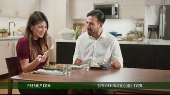 Freshly TV Spot, 'Done for You: $20 Off' - Thumbnail 2