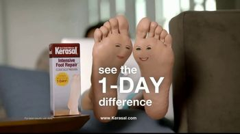 Kerasal Intensive Foot Repair TV Spot, 'Heel Talk' - Thumbnail 7