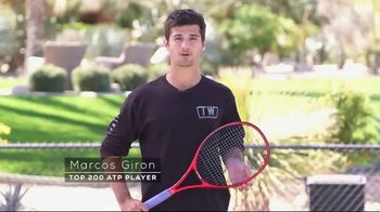 Tennis Warehouse TV Spot, 'Pros Shop' Featuring the Bryan Brothers, Kristie Ahn, Marcos Giron - Thumbnail 5