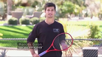 Tennis Warehouse TV Spot, 'Pros Shop' Featuring the Bryan Brothers, Kristie Ahn, Marcos Giron - Thumbnail 6
