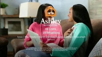 Ashley HomeStore Lowest Prices of the Season TV Spot, 'Sofas and Sectionals' Song by Midnight Riot - Thumbnail 10