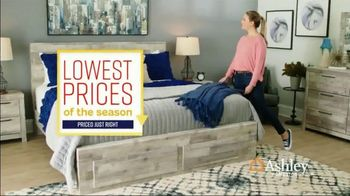 Ashley HomeStore Lowest Prices of the Season TV Spot, 'Sofas and Sectionals' Song by Midnight Riot - Thumbnail 2
