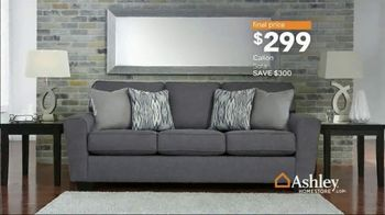 Ashley HomeStore Lowest Prices of the Season TV Spot, 'Sofas and Sectionals' Song by Midnight Riot - Thumbnail 6