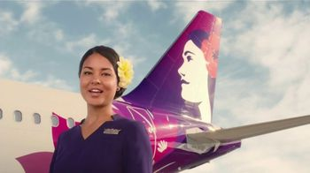 Hawaiian Airlines TV Spot, 'Sights, Sounds and Stories' - Thumbnail 7
