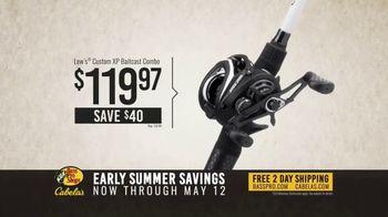 Bass Pro Shops Early Summer Savings TV Spot, 'Baitcast Combo and ChatterBait' - Thumbnail 5