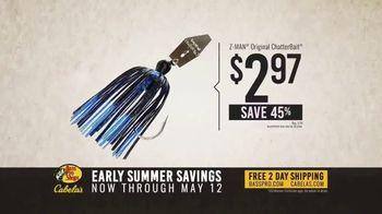 Bass Pro Shops Early Summer Savings TV Spot, 'Baitcast Combo and ChatterBait' - Thumbnail 8
