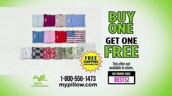 My Pillow Roll & GoAnywhere TV Spot, 'Best Day Ever' - Thumbnail 9