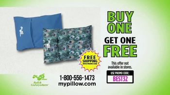 My Pillow Roll & GoAnywhere TV Spot, 'Best Day Ever' - Thumbnail 8
