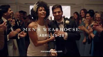 Men's Wearhouse TV Spot, 'Bien por ti' canción de Free [Spanish] - 3 commercial airings