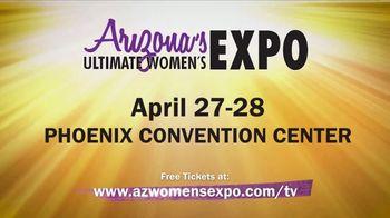 Arizona's Ultimate Women's Expo TV Spot, '2019 Phoenix Convention Center: Free Tickets' - Thumbnail 9