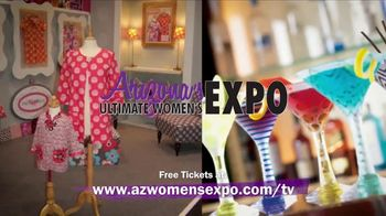 Arizona's Ultimate Women's Expo TV Spot, '2019 Phoenix Convention Center: Free Tickets' - Thumbnail 2